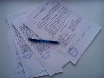Доверенность на представление организации в суде