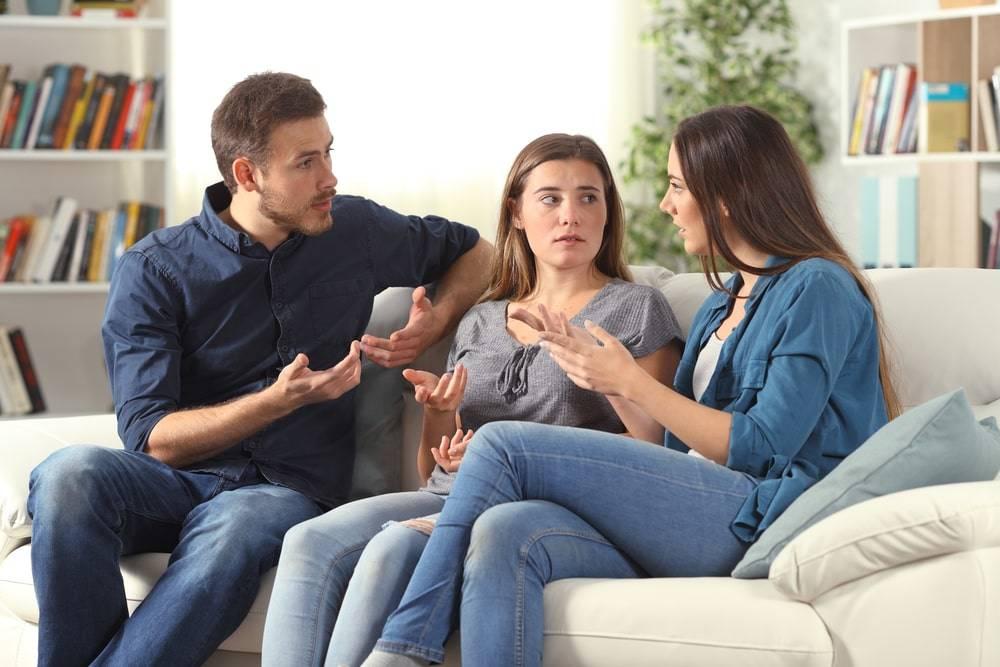 Наследственный спор между родственниками