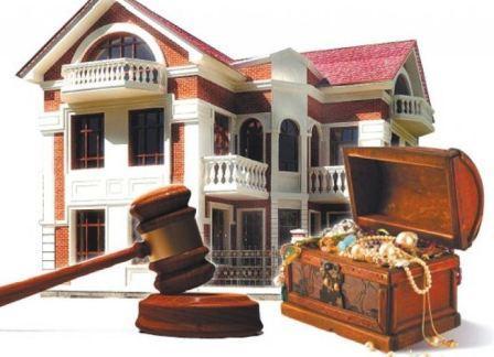 Уплата налога на наследство в РФ