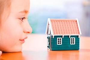 Можно ли обменять унаследованную ребенком квартиру