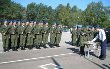 Образец служебной характеристики на военнослужащего