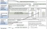 Нулевая единая упрощенная налоговая декларация образец заполнения