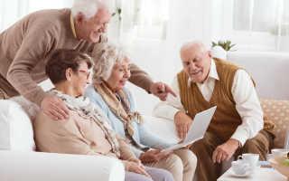 Обязательная доля в наследстве по закону для пенсионеров с завещанием