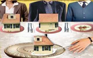 Раздел имущества после вступления в наследство