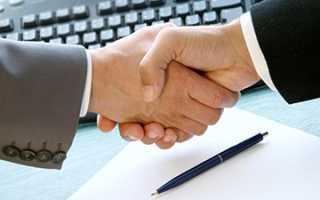 Агентский договор на посреднические услуги образец